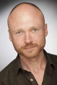 Nathan Gordon © Nick Gregan Actors Headshot Photographer
