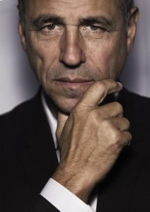 Anthony Horowitz © Nick Gregan portrait photographer in London What do a book cover and headshot have in common?