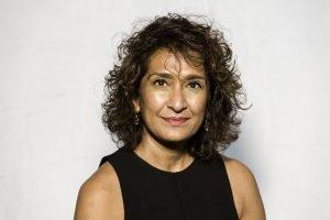 Razia Iqbal © Nick Gregan portrait photographer in London