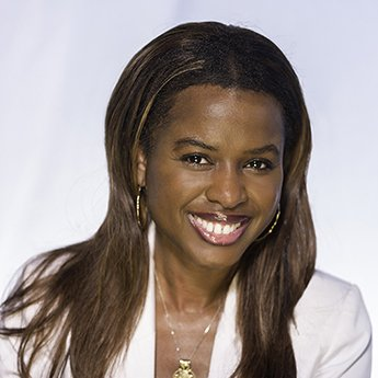 June Sarpong @ Nick Gregan