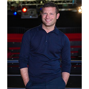 Dermot O'Leary Portrait © Nick Gregan